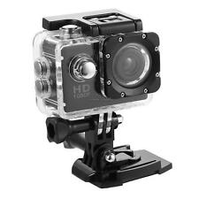 New Full HD 1080P Waterproof Sports DV Video Action 1080P HD Camera as CLSV