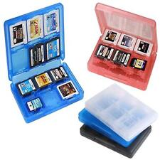 28 in 1 Game Card Case Holder Cartridge Storage Box for Nintendo 3DS/DSL/DSi EM