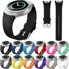 Replacement Silicone Strap Wrist Watch Band For Samsung Galaxy Gear S2 BSM-R720!