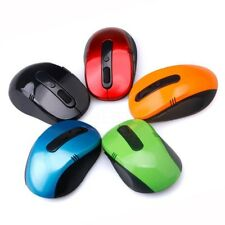Wireless Mini Mouse/Mice Optical 2.4GHz USB Receiver For PC Laptop Computer