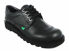 Kickers Kick Lo Low Adult Mens Male Youth -  Black Boots