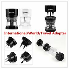 Universal Portable UK US AU EU Power Socket Plug Adapter Travel Converter MY