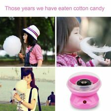 Electric Mini DIY Sweet Cotton Candy Maker 220V Candy Sugar Making Machine AP