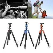 Professional Heavy Duty Aluminium Tripod Monopod Ball Head for DSLR Camera