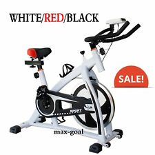 Stationary Indoor Bike Cycling Cardio Health Fitness Exercise Bicycle Workout GO