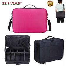 Portable Makeup Case Bag Portable Large Cosmetic Storage Box Travel Artist Kit