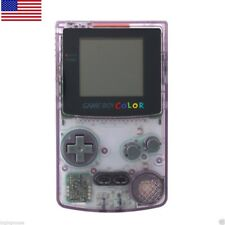 Nintendo Game Console GBC Game Boy Color Handheld System