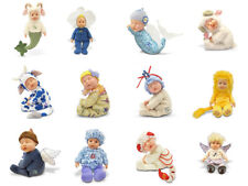 ANNE GEDDES DOLLS SELECTION 12 ZODIAC Collection BEAN FILLED 9'' NEW in box