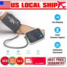 Germany Version Fully Automatic Digital Upper Arm Blood Pressure Monitor US