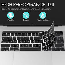 """Extra Slim Keyboard Cover Skin For Apple 2016 NEW Macbook Pro 13"""" With Touch Bar"""