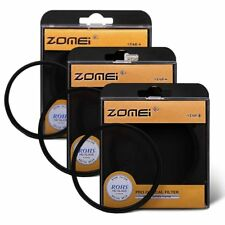 ZOMEI 52/58/67/72/77/82mm star-effect starburst Lens 4+6+8 pointed Camera filter