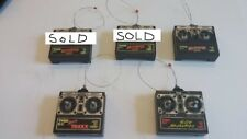 VINTAGE (pre 2000) TYCO RC REMOTE CONTROL TRANSMITTERS 27 MHz (5 to choose from)