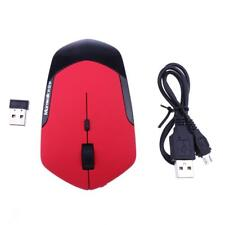 Adjustable 1600DPI Optical Wireless Gaming Mouse for PC Laptop Magideal