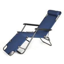 New Outdoor Lounge Chair Zero Gravity Folding Recliner Patio Pool OO55