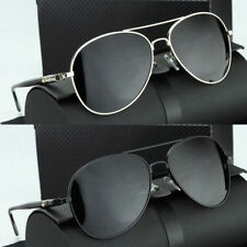 Men Polarized Aviator Driving Sunglasses Eye Glasses Vintage Retro Fashion UV400
