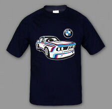 New Printed Fan BMW M Racing Martini Sport T-shirt, Size S, M, L, XL, XXL, XXXL