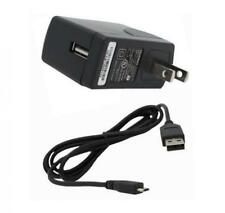 For AT&T PHONES - OEM HOME WALL TRAVEL AC CHARGER USB ADAPTER DATA CABLE