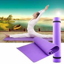 Bag 3 colour Thick Mat Pad for Leisure Picnic Exercise Fitness Yoga CU