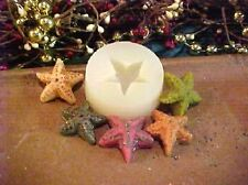 Tiny Starfish Embed 1 Cavity Silicone Mold 2624