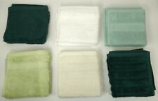 2 Piece Better Homes & Gardens Washcloth Extra Plush Set Pair 6 Colors & Styles