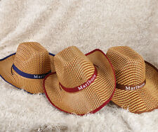 New Straw Hat Cowboy Hats Summer Sun Hat Male And Female Unisex Shade Hat Caps
