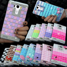 Popular Rhinestone Crystal Diamond Hard Case Cover For LG Optimus G2 G3