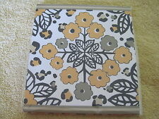 NWT Vera Bradley Forget-Me-Nots in Go Wild ~ Sticky Notes/Flags/List Pad ~ NIP