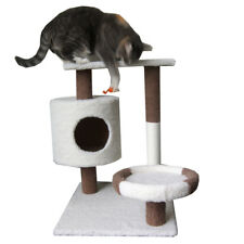 """26"""" Cat Tree Tower Condo Furniture Scratching Post Pet Kitty Play House"""