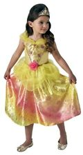 Disney Belle Rainbow Girls Costume