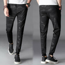 Stretch hip hop pants Sports pants Men's casual pants Men's Sweatpants