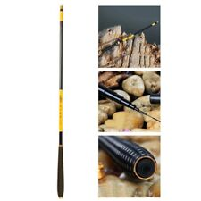 Dragon Grain Carp Pole Ultralight Carbon Fishing Rod Super Hard Stream Rod LN