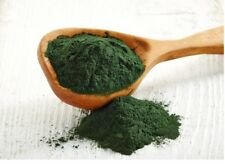 100% Natural Organic Spirulina Powder NonGMO Nutrient Rich Super-food-Free Ship