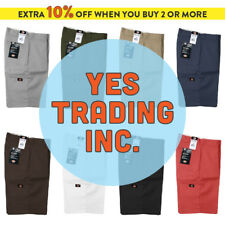 "Dickies Men's 13"" Multi-Pocket Cell Phone Loose Fit Work Shorts Style # 42283"