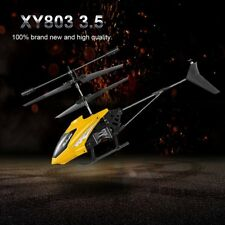 3.5CH Mini RC Helicopter Remote Control Drone Radio Gyro Aircraft Kid Flying  LN