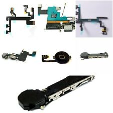Replacement Power On/Off Volume Mute Button Flex Cable Part For Apple iPhone