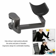 Table Ergonomic Mouse Pad Computer Hand Bracket Wrist Support Elbow Stand LOT LU