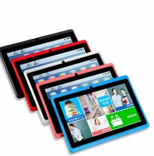 7'' Tablet PC Mic Wi-Fi Android 4.4 Quad Core 512M+4GB HD Touch Screen Phablet