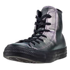Converse Chuck Taylor All Star Hi Womens Trainers Violet New Shoes