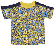 Despicable Me Minions All-Over Toddler Boys T-Shirt