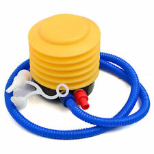 Toy Balloon Ball Plastic Foot Pump Inflatable Plastic Bellows Air Pump Inflator