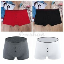 Plus Size Mens Sport Performance Stretchy Boxer Brief Underpants Shorts Trunks