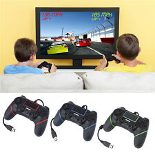 Wired Game Controller Joystick Gamepad Controller For Sony PlayStation 4 PS4 X1