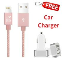 iPhone Charging Cable 1/3/6/10FT USB Cord for Apple iPhone 8 7 6S Plus 6 5 5s
