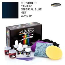 Chevrolet Camaro Imperial Blue Met WA403P Touch Up Paint