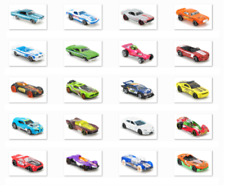 Hot Wheels 2012 Mystery Cars  and  2012 Super Speeders Kroger loose mint