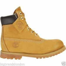 Timberland 6 Inch Premium Wheat Leather Womens Boots_100361 W