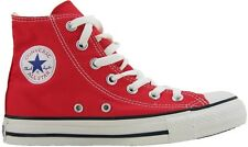 CONVERSE CHUCK TAYLOR ALL STAR HI M9621 -  CLASSIC RED  TRAINERS
