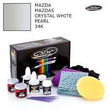 Mazda Mazda5 Crystal White Pearl 34K Touch Up Paint