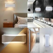 Modern 10W Indoor Wall Light LED Lighting Up Down Warm White Wall Lamp Sconce LA