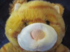 "Build-A-Bear Whiskers Tabby Cat Kitten Stripes 18"" Stuffed Plush BABW"